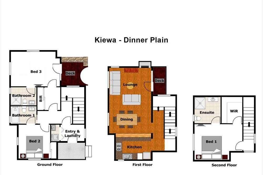 Dinner Plain Accommodation - Kiewa